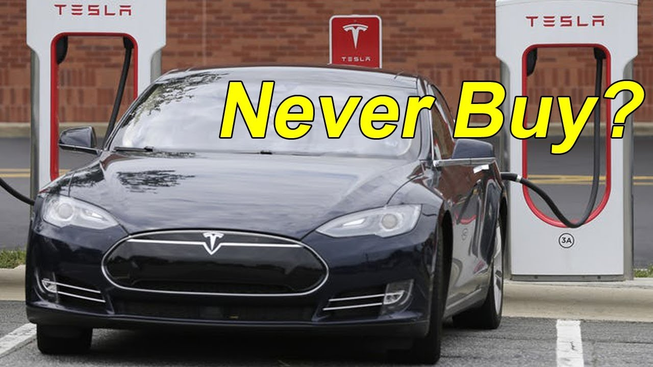 15 Reasons Why You Should Not Buy a Tesla | Vehicles and ...