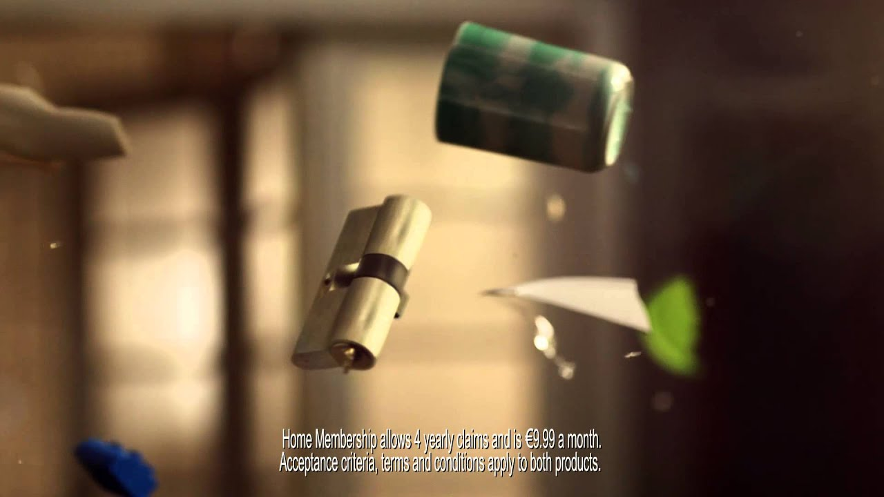 AA Home Insurance Ad 2014 - Lets Go! - YouTube