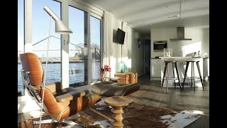 Modernes Hausboot von CRUISING HOME - Hausboot Experience - #1 Unabhängigkeit im Hausboot