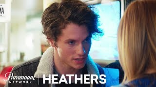 'Who is J.D.?' Official Featurette | Heathers | Paramount Network