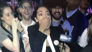 JUSTICE DEMOCRAT ALEXANDRIA OCASIO-CORTEZ DEFEATS JOE CROWLEY