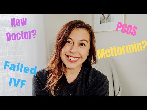 TTC Update | Failed IVF, New Fertility Specialist? PCOS & Next Steps | 4+ YEARS OF INFERTILITY