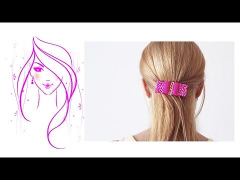 MORENA DIY: HOW TO MAKE HAIR BOW