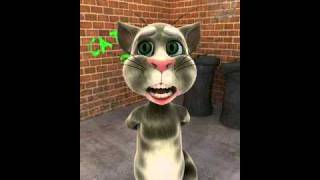 Talking Tom singing Hamoud habibi