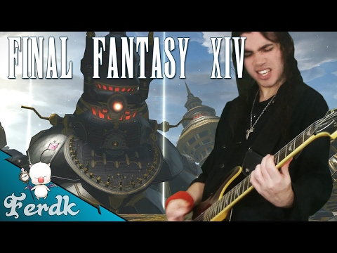 "FINAL FANTASY XIV - ""Rise (Alexander Prime Final Phase A12)""【Instrumental Cover】 by Ferdk"