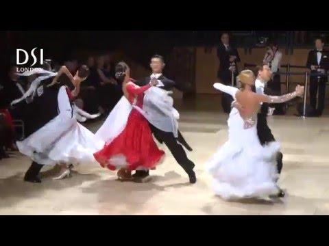 UK Open 2016 - Professional Ballroom Final - Tango