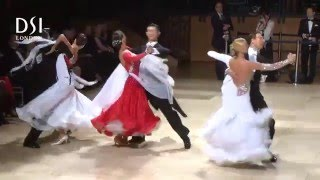 UK Open 2016 - Professional Ballroom Final - Tango