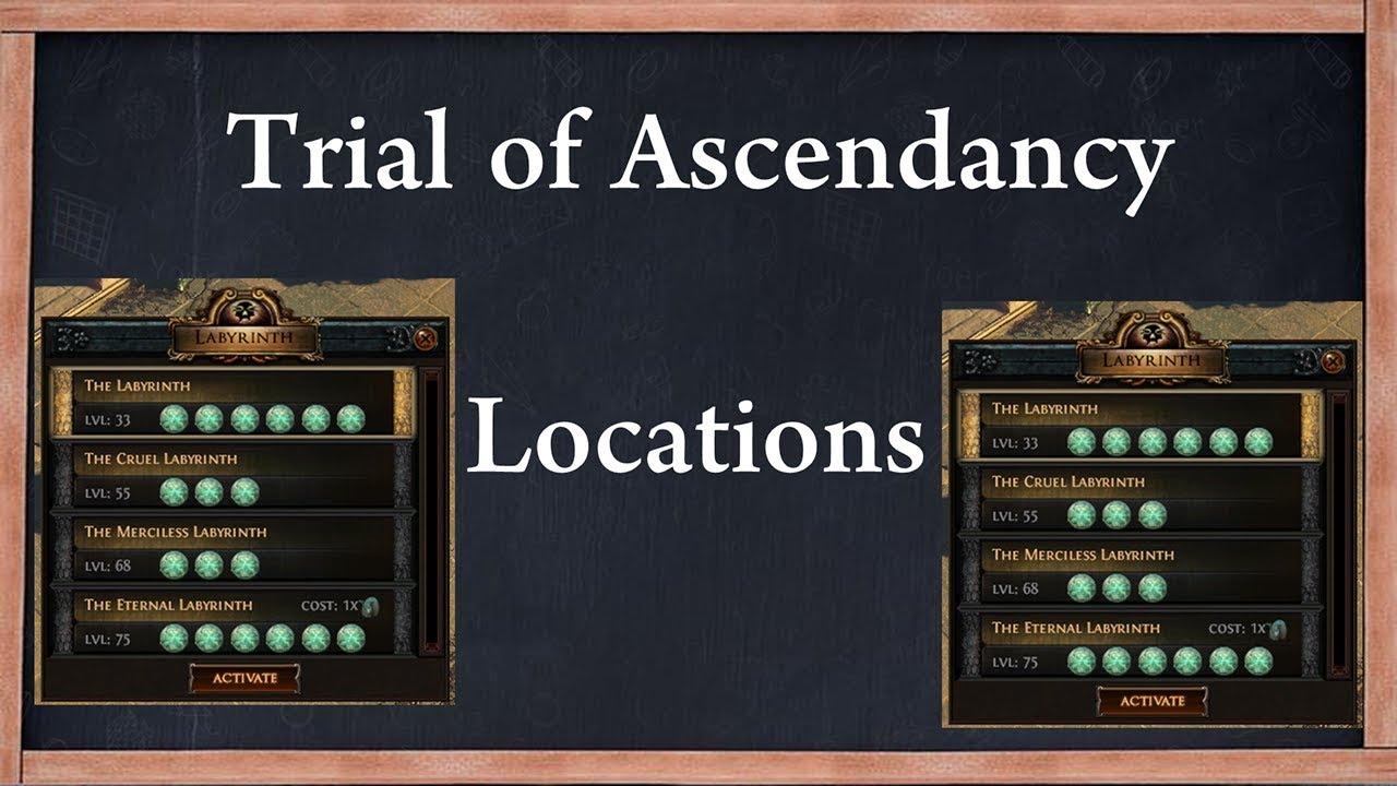 trial of ascendancy
