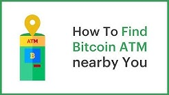 How To Find Bitcoin ATM Nearby You