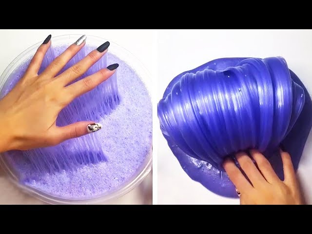 The Most Satisfying Slime ASMR Videos | Relaxing Oddly Satisfying Slime 2019 | 215