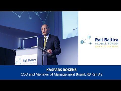 K. Rokens: Rail Baltica Procurement in 2018 | RBGF 2018