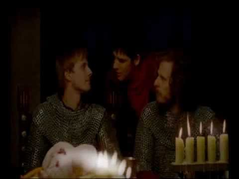 The King's Legacy-Merlin Fanfiction Trailer - Merthur video