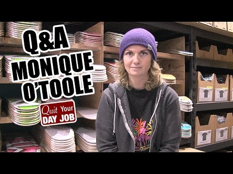 Q&A with Monique O'Toole  Quit Your Day Job