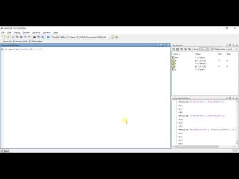 Calculus using MATLAB 10 - solving larger system equations