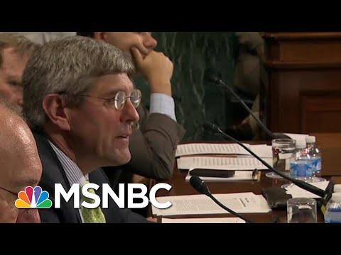 Obeisance To Donald Trump May Not Be Sufficient To Save New Fed Nominee | Rachel Maddow | MSNBC