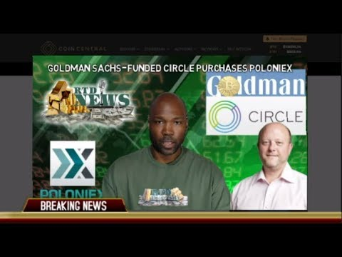 Goldman Sachs Funded Circle Purchases Poloniex Crypto Exchange