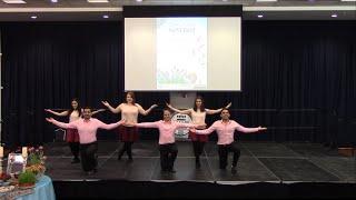 Yeki Bood Yeki Nabood - Black Cats - Persian Dance Performance
