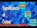 Significance of BLUE colour   Successful companies with BLUE colour logo