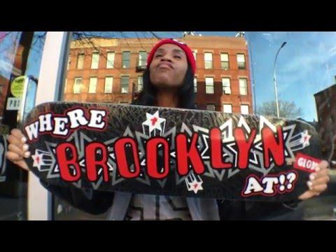 Jordan Heads Brooklyn x Globe Brand: HELLO BROOKLYN!