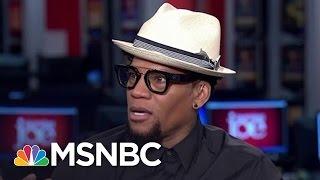 D. L. Hughley: 'Donald Trump Is A Racist' | Morning Joe | MSNBC
