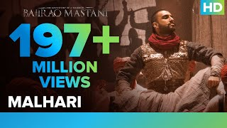 Malhari Full Video Song  Bajirao Mastani