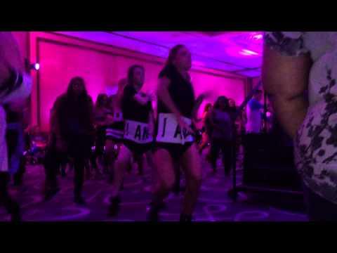 Jade Chynoweth dancing Jojo Gomez's choreo