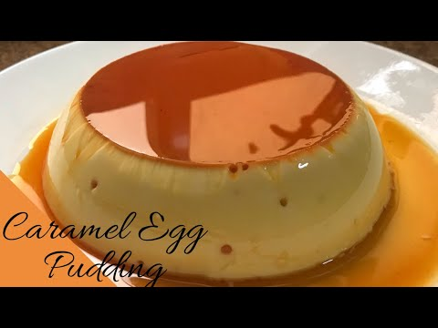 Egg Pudding| Easy Egg Pudding without Oven only 3 ingredients egg Pudding Recipe