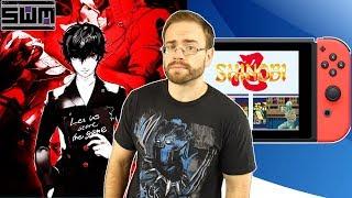 Best Buy Randomly Leaks Joker From Smash And More Sega Games Head To Nintendo Switch | News Wave