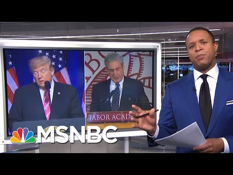 President Trump Casts Doubt On Mueller Probe Ahead Of Possible Report Release   Craig Melvin   MSNBC