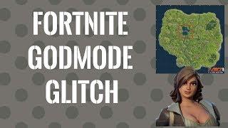 Fortnite Battle Royale Godmode Glitch In Loot Lake! (Fortnite)