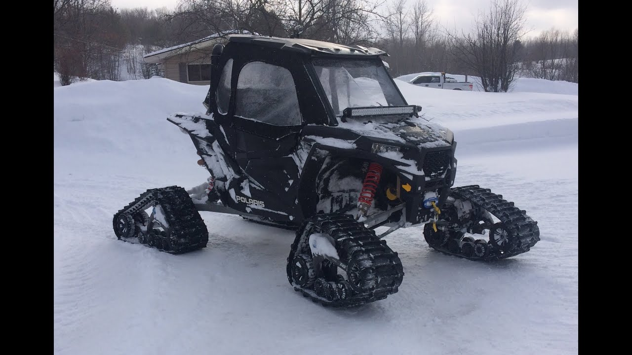 Polaris Rzr 1000 Top Speed With Camoplast Tracks Doovi