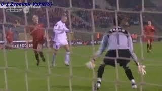 QWC 2006 Belgium vs. Serbia and Montenegro 0-2 (17.11.2004)