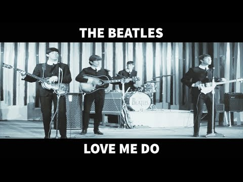 The BEST Ever - The Beatles - Love Me Do - Video from YouTube · Duration:  2 minutes 26 seconds