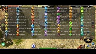 Titan Quest Legendary Edition God mode! All Skills Unlocked screenshot 3