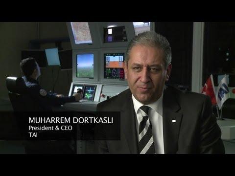 Turkish Aerospace Industries TAI  - Reach for the Skies