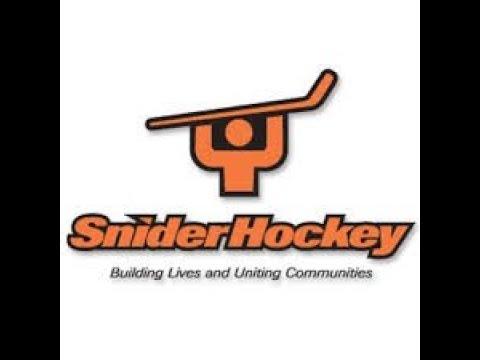 Hatfield Ice Hawks vs  Snider Hockey 11 03 2018