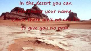 America - Horse With No Name + Lyrics