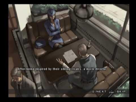 Tekken 5 Anna Ending