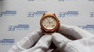 Orient FTW00002W0 часы женские кварцевые видео обзор