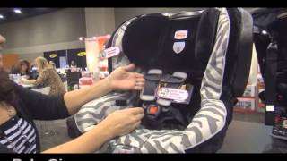Britax G3 Convertible Car Seat Highlights - Baby Gizmo