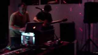 B. Fleischmann - Phones, Machines and King Kong - Live @ Albatross, Pisa