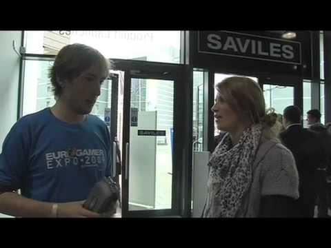 Rupert Loman Interview - Eurogamer Expo, Leeds 2009