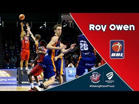 Roy Owen - 2016/17 BBL Highlights