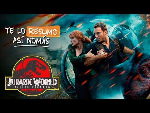 Jurassic World Fallen Kingdom | Te Lo Resumo Así Nomás#196