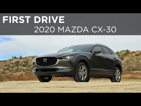 2020 Mazda CX-30 | First Drive | Driving.ca