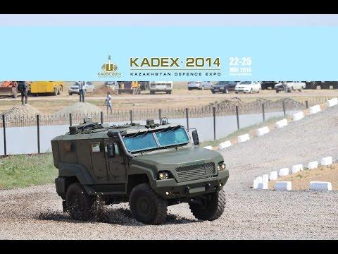 KAMAZ 53949 Typhoon-K 4x4 multirole modular armoured vehicle Russia Russian defense industry Army Re
