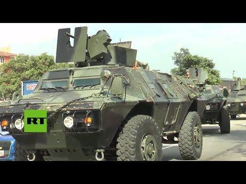 Colombia despliega miles de soldados en su frontera con Venezuela