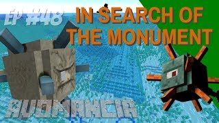 Minecraft: How to find an Ocean Monument | Avomancia EP48 Solo Survival with Avomance