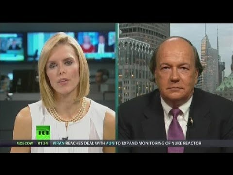 [17] Jim Rickards on the Recession of 2014 and Greek Islands for Sale