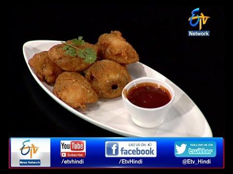 Rasoi Se   रसोई से   इडली पकौड़ा   वेज दाल भात   On 7th Oct 2016